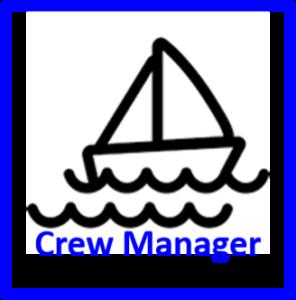 Crew Manager Zoom Seminar @ Computer Screen